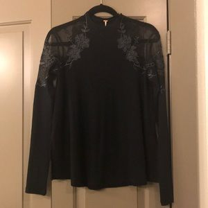NEW Free People long sleeve top